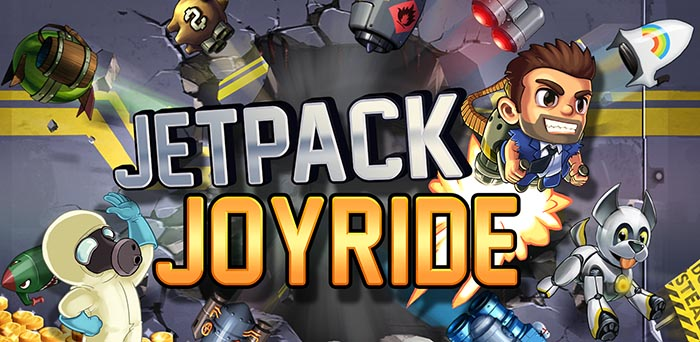 Llegan los videojuegos a los casinos con Jetpack Joyride