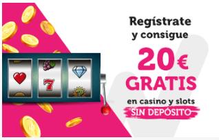20 euros gratis