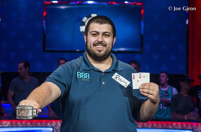 Scott Blumstein se convierte en el nuevo campeón del mundo de Póker